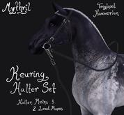 ~Mythril~ Keuring Halter Set (Teeglepet: Hanoverian)
