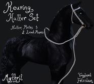 ~Mythril~ Keuring Halter Set (Teeglepet: Friesian)