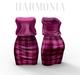*** Harmonia Pink Tartan Nadia Dress - Maitreya