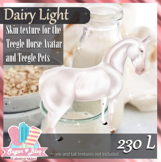 Friesian Skin -Dairy Light