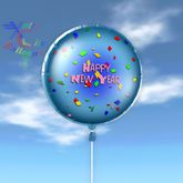 Balloon - Happy New Year