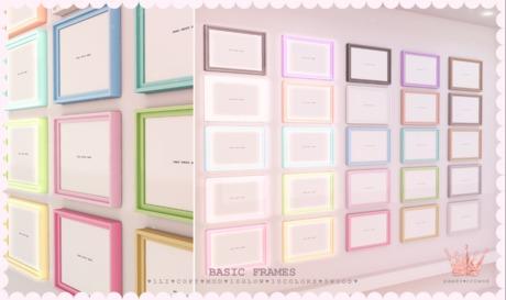 paper.crowns - basic frames