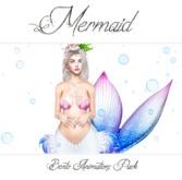Go&See * Mermaid * Bento Animation Pack