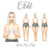 Go&See * Fickle * Bento Pose Pack