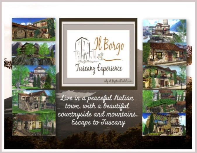 Tuscany Experience, Il Borgo - Italy Rentals by Mystical Rentals