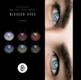 Go&See * Blessed * Eyes [x6] Genus/Lelutka/Catwa/Mesh Eyes