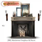 [BR] Marinrose Fireplace & Decor