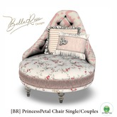 [BR] PrincessPetal Chair fall