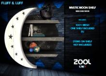 F&L -  Mystic Moon Shelf