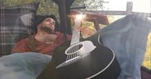 Guitar Love 1 Pose & Guitar