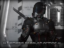 [P.0.E] - Nemesis Stealth Armor (1.6)