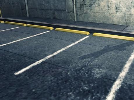 Parking curb Pack - Mesh - 1 prim each
