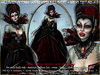 irrISIStible : HALLOWEEN  VICTORIAN VAMPIRE OUTFIT WOMEN + SKIN + HUD