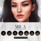 . MILA . Butter Brown Eyes V2