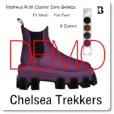 Blackburns Chelsea Trekkers Flat MRCSB DEMO