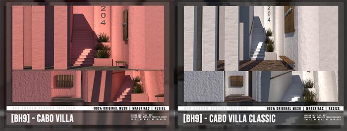 [BH9] - Cabo Villa Classic