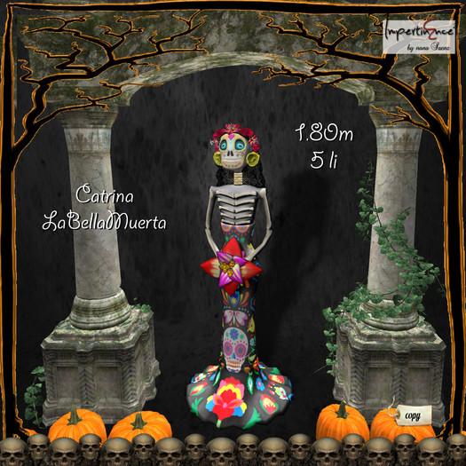 Halloween - Catrina LabellaMuerta