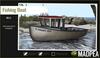 MadPea Fishing Boat