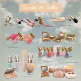 7. {sallie} Beaute de Sallie - Nail Color (lame)