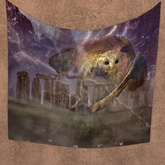 OwlFlight Tapestry