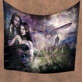 Never Alone Tapestry