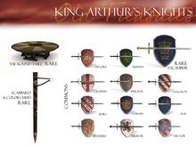 OLD TREASURES - KING ARTHUR Degore (REZZ) 2