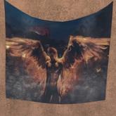 Fallen Angel Tapestry