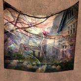 Fairys Garden Tapestry