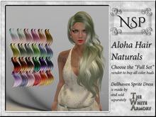 NSP Aloha Hair - Fantasy pkg hud