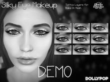 ~Dollypop~ FREEBIE AND DEMO Silky Eye Makeup ~ Omega & BOM