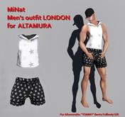 MiNat Men's outfit LONDON for  ALTAMURA