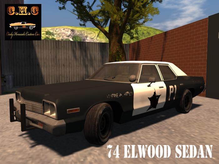74 Elwood Sedan