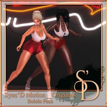 Sync'D Motion__Originals - Bololo Pack