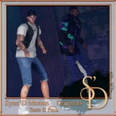 Sync'D Motion__Originals - Taste II Pack