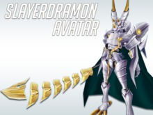 [uAvatar] Slayerdramon