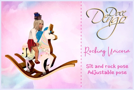 {D:D} Rocking Unicorn Scripted