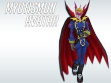 [uAvatar] Myotismon