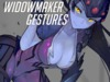 Widowmaker Gestures