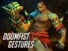 Doomfist Gestures