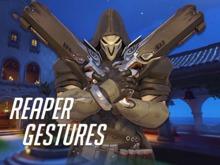Reaper Gestures