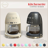 {what next} Kitchenette Coffee Maker (boxed)