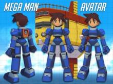 [uAvatar] Mega Man Legends 2