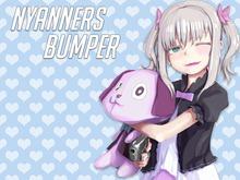 Nyan Duke Bumper