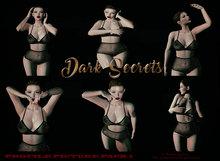 Dark Secrets - Profile Pose Pack 1 - ADD