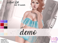 DEMO No Cabide :: Ariel Set (wear)