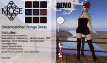 [MUSE] Dreamcatcher Dress & Boot DEMO pkg hud