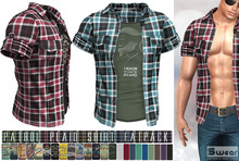 L&B - Mens - Shirt - Patrol Plaid