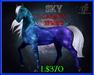 Galaxy Series - Sky [Teegle Skin Applier] - The Celtique Stallion