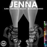 [MODA] JENNA HEELS & HUD DEMOS