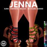 [MODA] JENNA HEELS & HUD